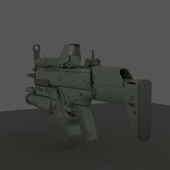 Assault Riftle