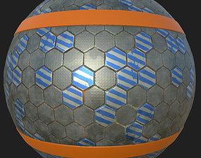 Sci-Fi Shapes 3D asset