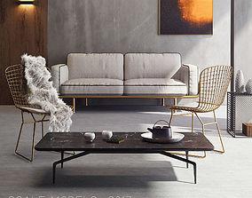 Living Room 092 3D