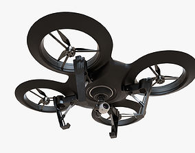 gopro Drone 3D rigged