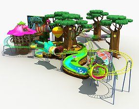 Amusement Park 28 3D model