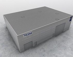 3D asset LFMN Garage