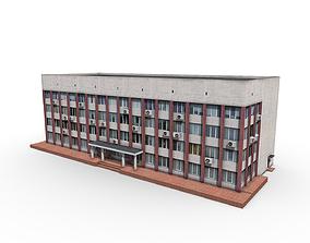 Administration 3D model