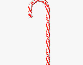 Candy cane new 3D