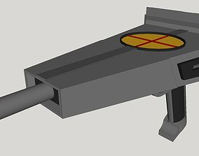 Murchadna Martin Mystere 3D model