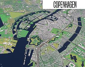 3D model Copenhagen