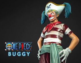 3D BUGGY ONE PIECE
