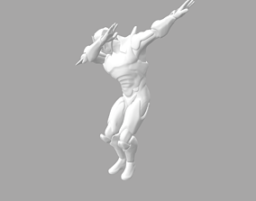 Omega DAB pose - Fortnite 3D print model