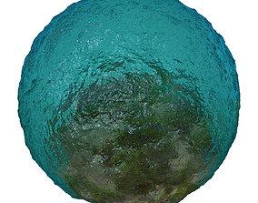3D Sea water mtl