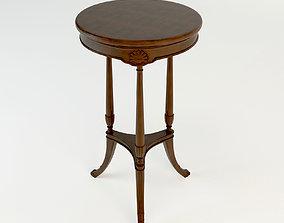 Classic coffee table italian style 3D