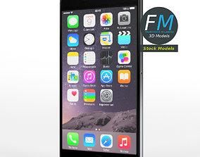 3D asset iPhone 6