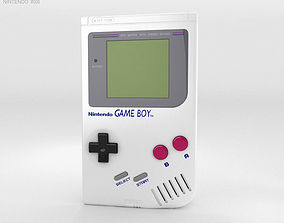 3D Nintendo Game Boy