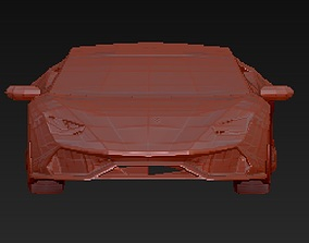 3D print model Best of the best cars gallardo