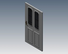 House Door 3D