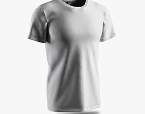 t-shirt w 3D model