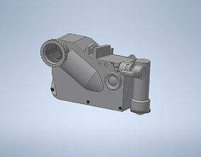 3D printable model Thales Lucie OB70 NVG dummy