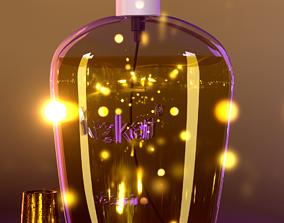 3D asset Perfume URBAN