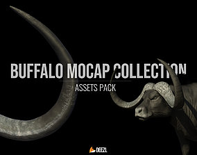 Buffalo Mocap Collection 3D model