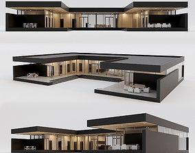 3D Villa house 3