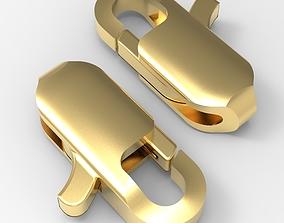 3D print model Carbine fastener 3
