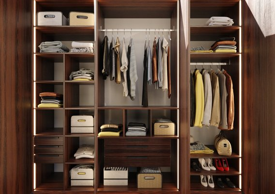 Furniture Wardrobe 001
