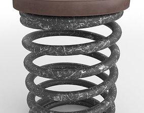 3D Screw stool used
