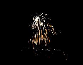 Electrical Explosion Sparks 3D model