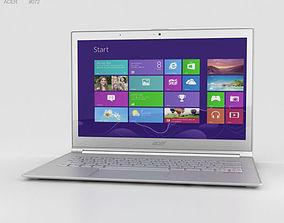 3D model Acer Aspire S7