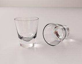3D model Shot Glass