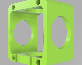3D print model Ryobi one plus battery holder