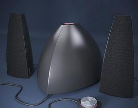 Acoustic system Edifier E3350 3D model