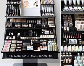 Cosmetic Set 6 Showcase 3D model