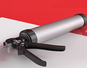 3D Silicone gun