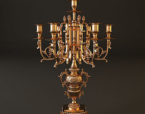 3D model Candlestick 2