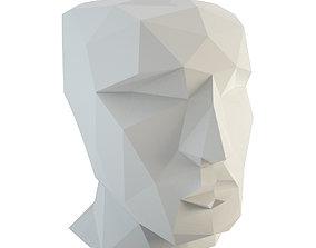 3D Adam Pot Decoration
