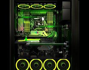 Power PC 3D model