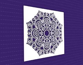 3D Mandala mandala india