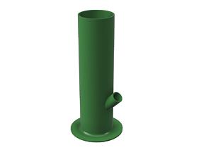 3D print model Simple Bong