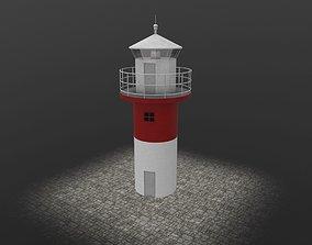 3D asset Light House Sodra Udde