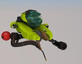 3D asset Triton
