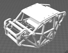chassis 3D print model