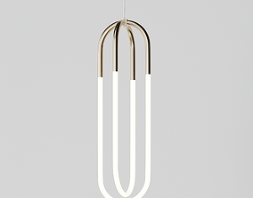 Rudi Double Loop - by Lukas Peet 3D model