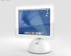 Apple iMac G4 2002 3D electronics