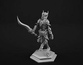 3D printable model Skeleton
