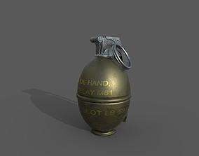 grenades model-5-69 VR / AR ready