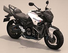 3D model Suzuki B-King