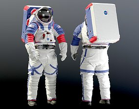 SPACESUIT NASA Artemis XEMU 3D