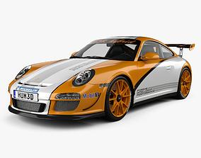 3D Porsche 911 GT3 RS 2011