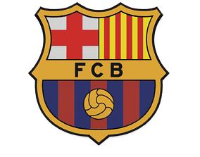 FC Barcelona Wall Sign 3D printable model wall