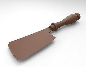 3D print model kitchen knife